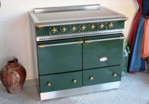 Cluny 1000 classic, vert anglais, finition laiton